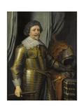 Frederick Henry, Prince of Orange, Workshop of Michiel Jansz Van Mierevelt, C.1632 Giclee Print by Michiel Jansz. van Mierevelt