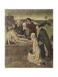 Entombment, C.1450-60 Giclee Print by Dirck Bouts