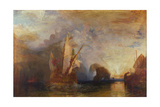 Ulysses Deriding Polyphemus, 1829 Giclee Print by Joseph Mallord William Turner