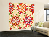 Flor Wall Mural – Large by Sharon Turner