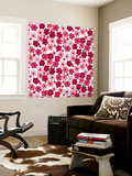 Cherry Blossom Pop Wall Mural by Sharon Turner