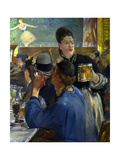 Corner of a Cafe-Concert, 1878-80 Giclee Print by Edouard Manet