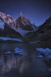 A Frozen Night Photographic Print by Yan Zhang
