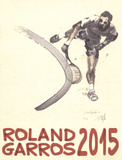 Roland Garros Limited Edition by Du Zheng