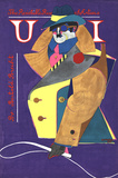 The Resisitible Rise of Arturo Ui Serigraph by Richard Lindner