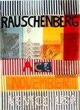 Robert Rauschenberg - Ace Gallery, Venice, California (sm) Prémiové edice