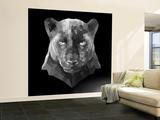 Black Panther Vægplakat, stor af Lisa Kroll