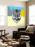 Party Tiger Vægplakat af Lisa Kroll