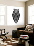 Horse Head Mesh Wall Mural by Lisa Kroll