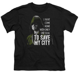Youth: Arrow - Save My City Shirts