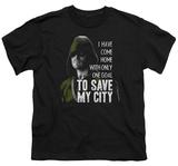 Youth: Arrow - Save My City T-shirts