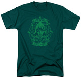 Arrow - Archer Illustration T-Shirt