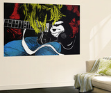 Kurt Reproduction murale par Alex Cherry