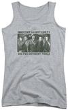 Juniors Tank Top: Arrow - Not Guilty Shirt