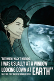 Astronaut Sally Ride Quote Posters by  Lynx Art Collection