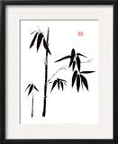 Bamboo I Posters by Jenny Tsang