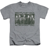 Youth: Arrow - Not Guilty Shirt