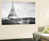 Endpire III Premium Wall Mural by Alex Cherry