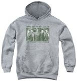 Youth Hoodie: Arrow - Not Guilty Shirt