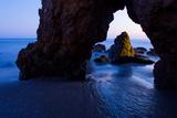 Rock Formations at El Matador State Beach Photographic Print by Ben Horton