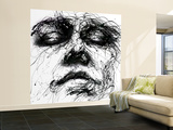 Waiting Wall Mural – Large by Agnes Cecile