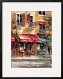 Casa Mia Italiano Poster by Brent Heighton