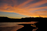 Sunrise over the Niobrara River Photographic Print by Michael Forsberg