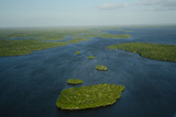 Whitewater Bay in Everglades National Park Photographic Print by Carlton Ward