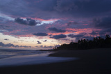 Sunset Above the Coast of the Osa Peninsula Photographic Print by Gabby Salazar