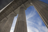 Columns of the Lincoln Memorial Photographic Print by Scott S. Warren