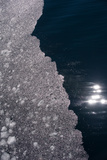 An Abstract Detail of an Iceberg Photographic Print by Tom Murphy