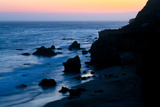 El Matador State Beach at Sunset Photographic Print by Ben Horton