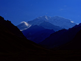 Mountain Peaks in Parque Provincial Aconcagua Photographic Print by Tommy Heinrich
