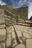 The Pre-Columbian Inca Ruins of Machu Picchu Photographic Print by Jim Richardson