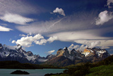 Granite Peaks in Torres Del Paine National Park Photographic Print by Tommy Heinrich
