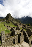 The Ancient Pre-Columbian Inca Ruins of Machu Picchu Photographic Print by Jim Richardson