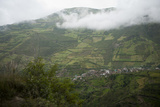 A Scenic Overlook on the Road in Limon, Ecuador Photographic Print by Joel Sartore