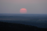 Sunset over the Rural Horizon Photographic Print by Michael Forsberg