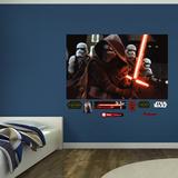 Star Wars: Episode VII - Kylo Ren Siege Mural Wall Mural