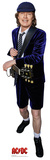 Angus Young - AC/DC Lifesize Standup Cardboard Cutouts