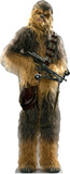Chewbacca - Star Wars VII: The Force Awakens Lifesize Standup Cardboard Cutouts