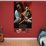 Star Wars: Episode VII The Force Awakens Dark Side Mural Wall Mural