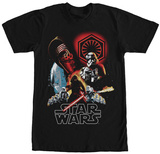 Star Wars- Dire Threats Shirt