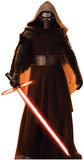 Kylo Ren - Star Wars VII: The Force Awakens Lifesize Standup Cardboard Cutouts