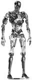T800 - Terminator Genisys 2015 Lifesize Standup Cardboard Cutouts