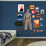 Star Wars: Episode VII - Rey Wall Decal
