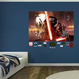 Star Wars: Episode VII The Force Awakens Characters Mural Wall Mural