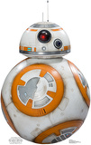 BB-8 - Star Wars VII: The Force Awakens Lifesize Standup Cardboard Cutouts