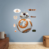 Star Wars: Episode VII - BB8 Wall Decal