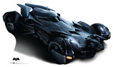 Batmobile - Batman v Superman: Dawn Of Justice Lifesize Standup Cardboard Cutouts